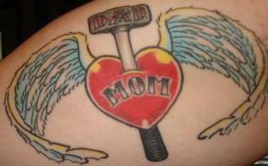 mom tattoo