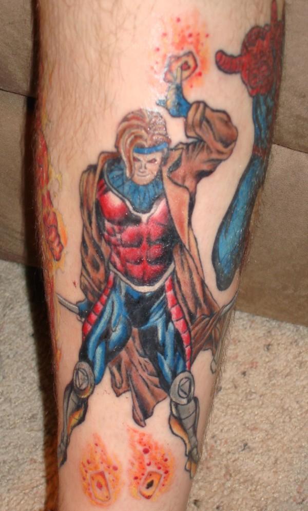 Men S Tattoos: The Tattooed Catholic